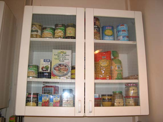 Tout pour la cuisine - Image de placard de cuisine ...